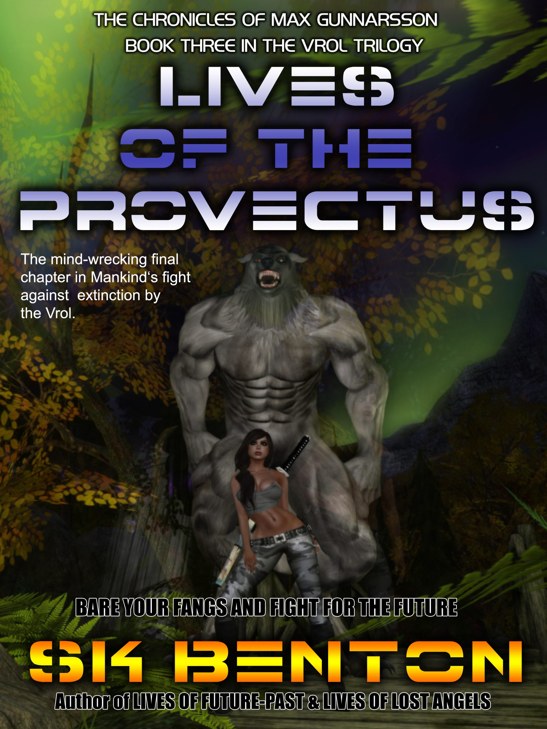 Lives of the Provectus